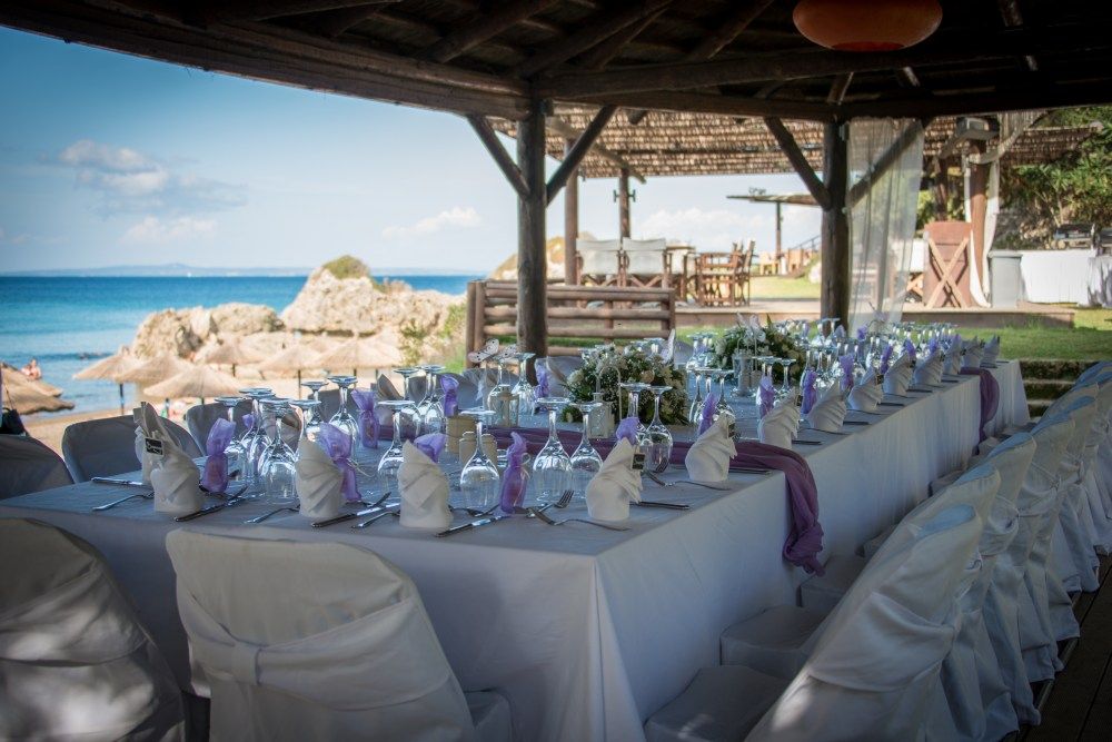 Porto azzurro wedding